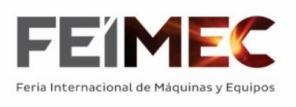 Feimec trade fair 2018, biseladoras Cevisa con Celmar, Brasil