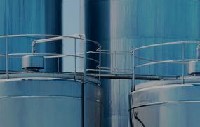 Tanks und Hochdruckkessel
