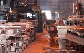 Industrielle Kesselherstellung